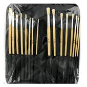 Magenti Brush Collection Case