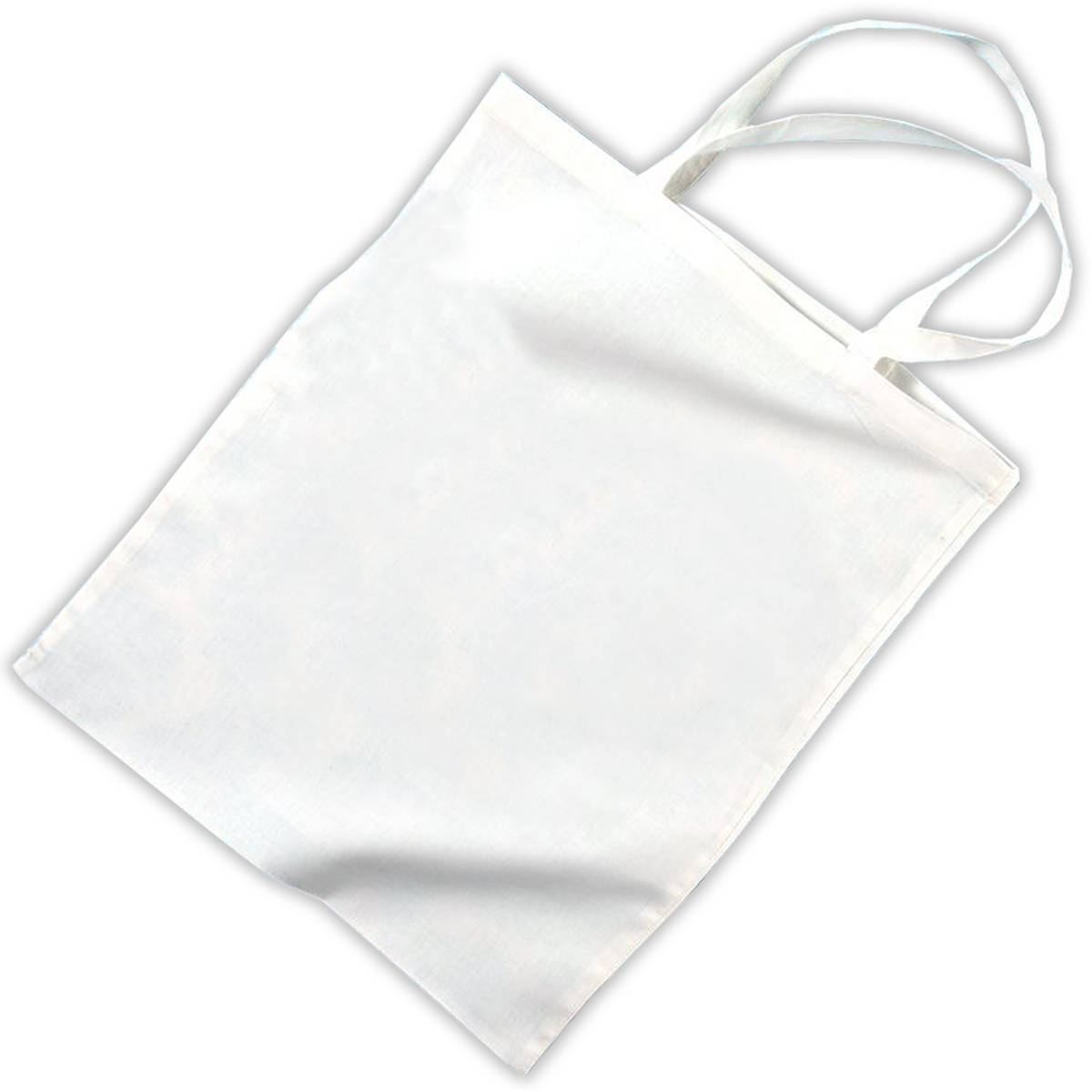 Natural Cotton Shopping Bag 40 x 38 cm