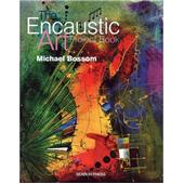 Encaustic Art The Project Book (by Michael Bossom)
