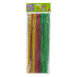 Assorted Tinsel Pipe Cleaners 40 Pack