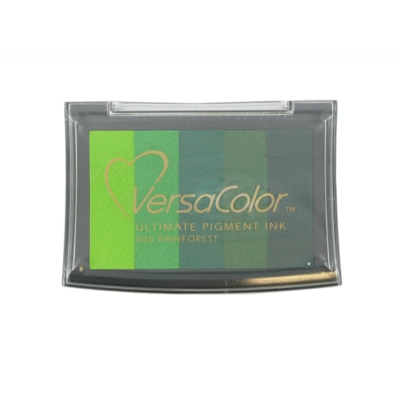 Versacolour Rainforest Ultimate Pigment Ink