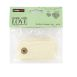 Ivory Gift Tags 8 cm 30 Pack