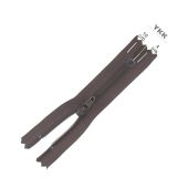 YKK Zip 10 cm Brown