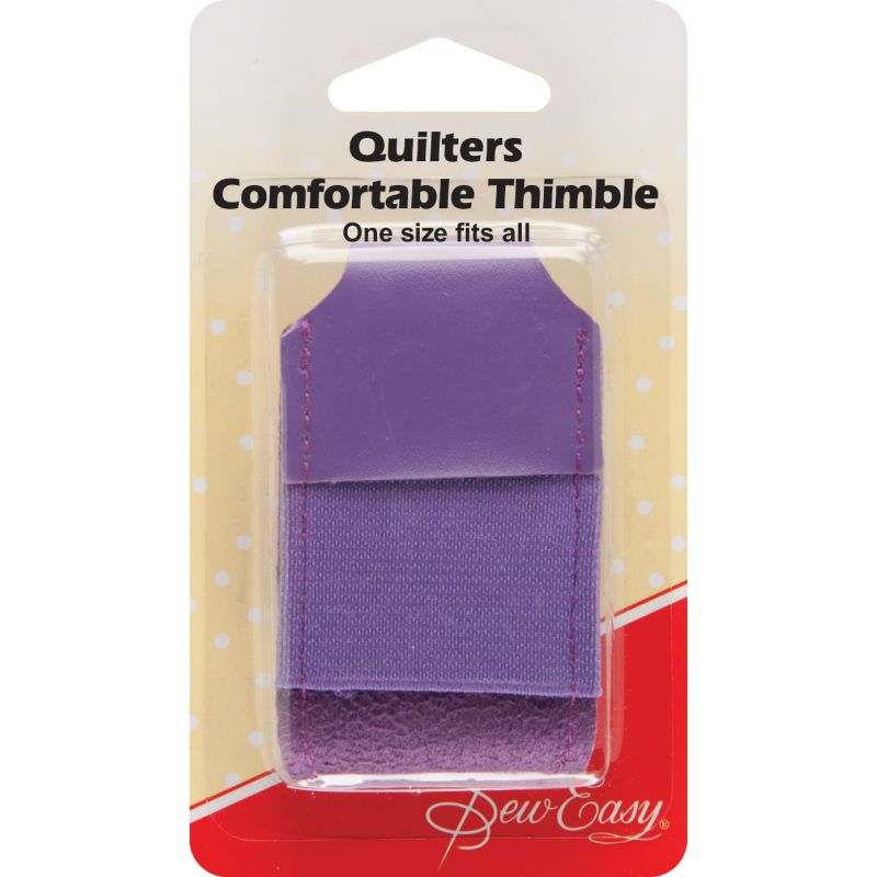 Sew Easy Quilters Comfortable Thimble