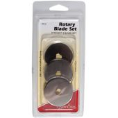 Sew Easy Rotary Cutter Straight Blades 3 Pack