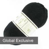 Womens Institute Premium Acrylic Yarn Black