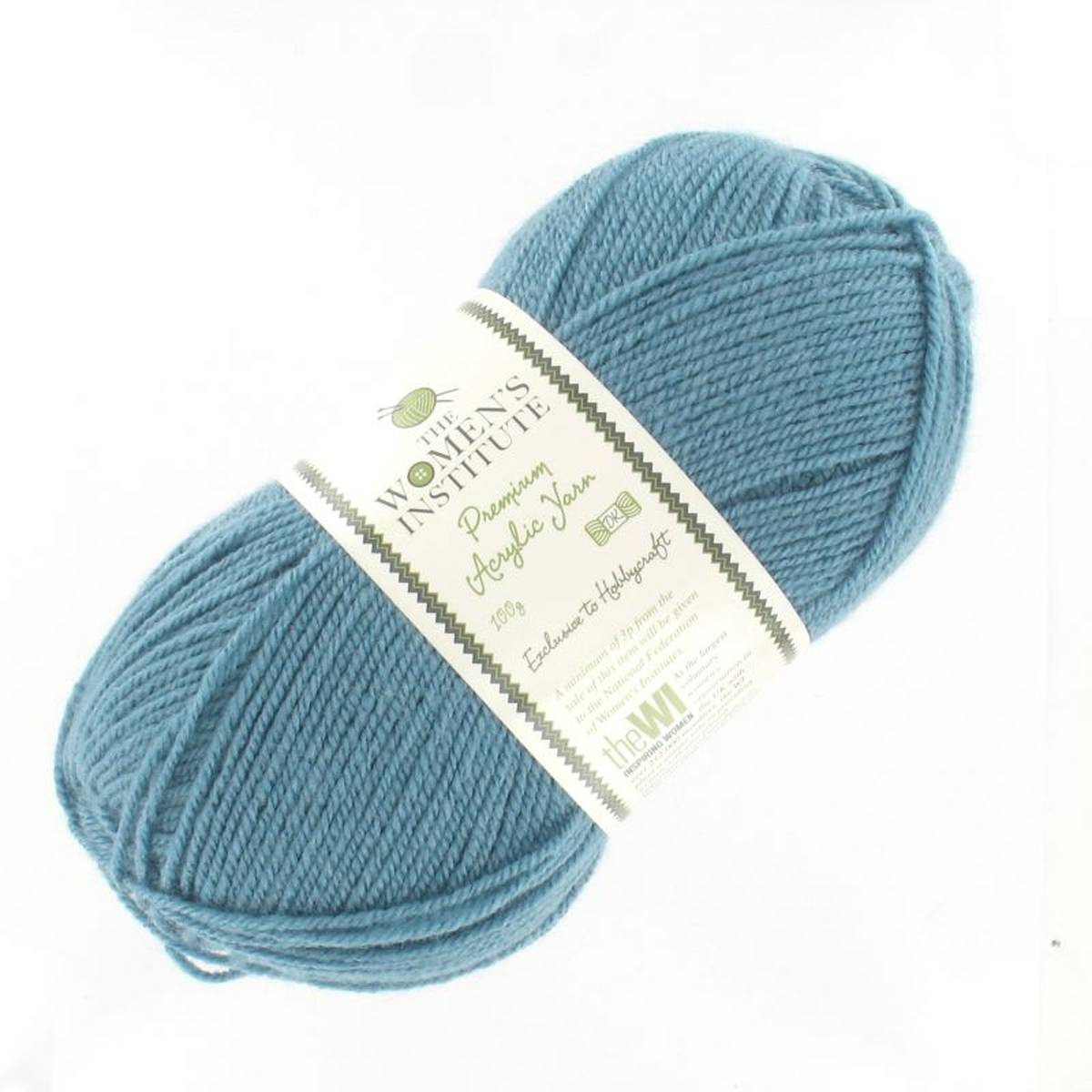 Womens Institute Premium Acrylic Yarn Teal
