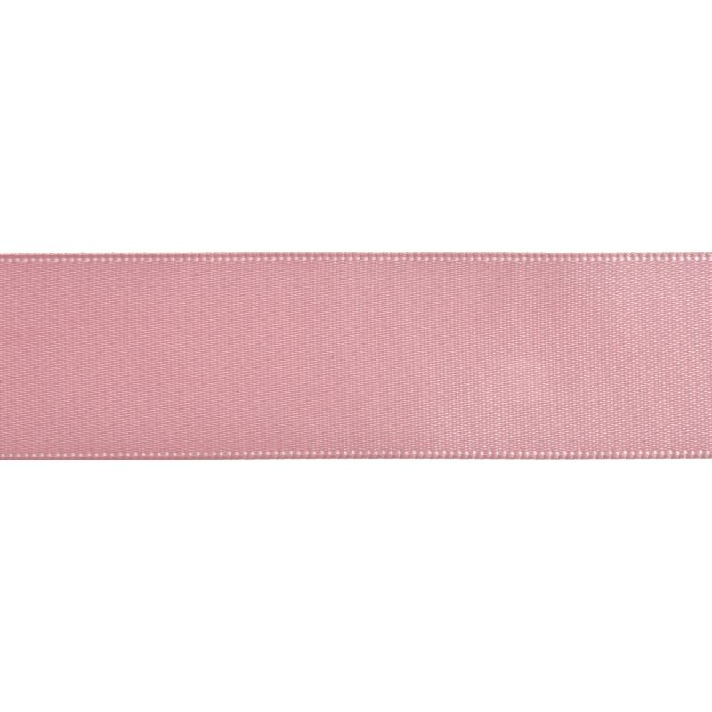 Light Pink Double Faced Satin Ribbon 6 mm x 5 m