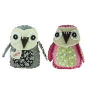 Felt Owl Sewing Kit