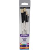Daler Rowney Graduate All Purpose Brushes 5 Pack