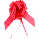 Red Organza Pull Bow 5 cm