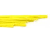 Yellow Pipe Cleaners 12 Pack