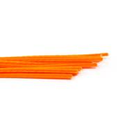Orange Pipe Cleaners 12 Pack