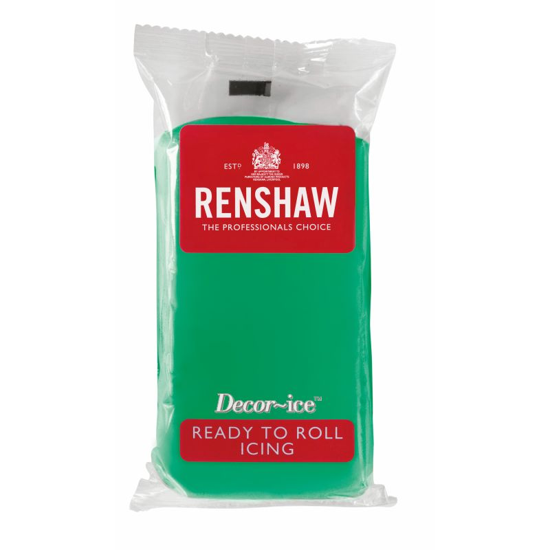Renshaw Ready To Roll Emerald Icing 250g