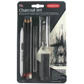Derwent Mixed Charcoal Set 10 Pack