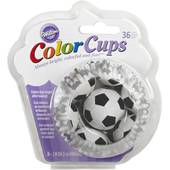Wilton Colour Cups Football Cupcake Cases 36 Pack