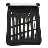 KnitPro Nova Cubics Interchangeable Deluxe Needle Set