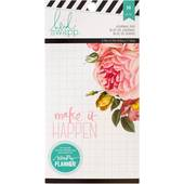 Heidi Swapp Journal Pad 17 x 9.5 cm 36 Pages