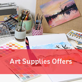 Art Supplies Offers