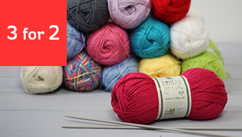 3 for 2 on WI Yarn