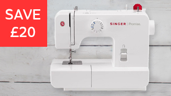 Save £20 Singer Promise